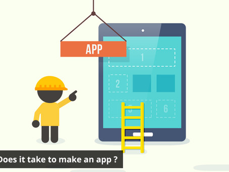 How Long Does it take to make an app ?