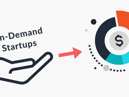 On-Demand Startups That Raised Millions