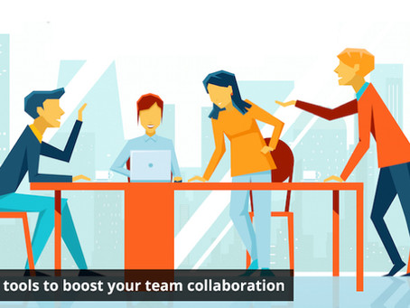 4 Essential tools to boost your team collaboration