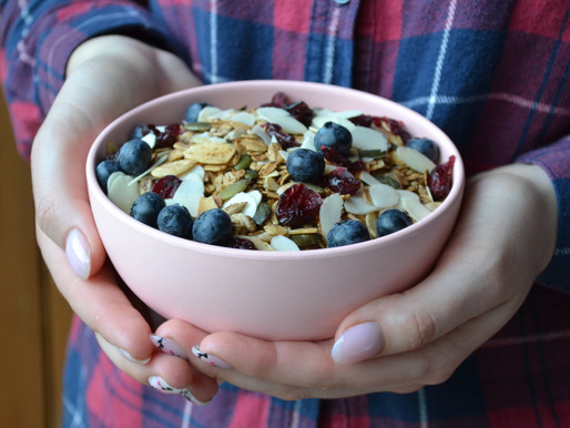 How we create our Granola