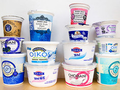 The Great Debate: What's the healthiest yogurt out there?