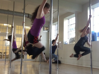 Fitness Friday | Pole Pressure