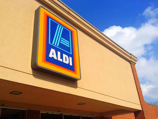 ALDI- WELCOME TO RVA. You NEED to check it out.