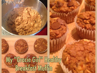 Healthy Toddler-Approved Muffins