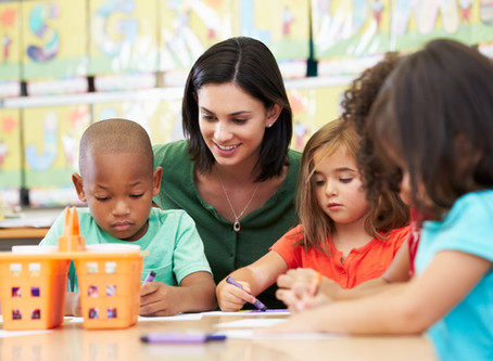 5 Areas to Focus on for Preschool Readiness (They have nothing to do with academics)!