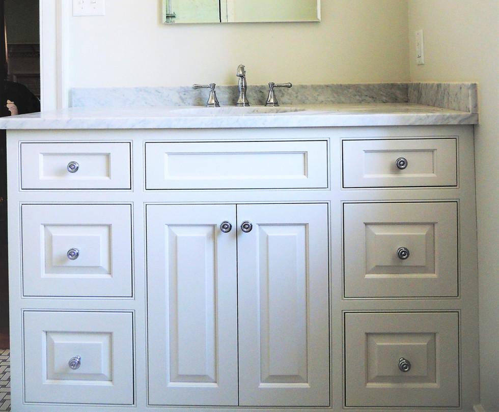 Classic Clean Vanity