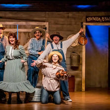 The Whodunnit Hoedown