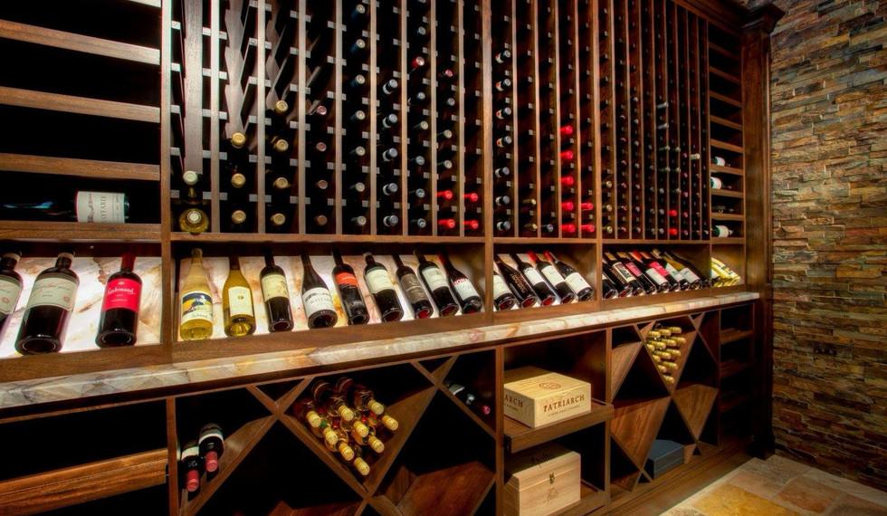 Bars & Wine Cellars