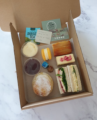 Full Afternoon Tea (per person)
