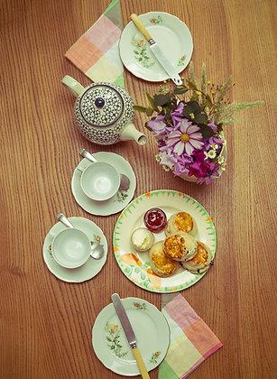 Cream Tea (per person)