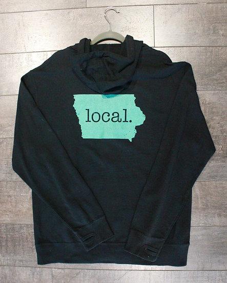 Iowa Local Zip Up