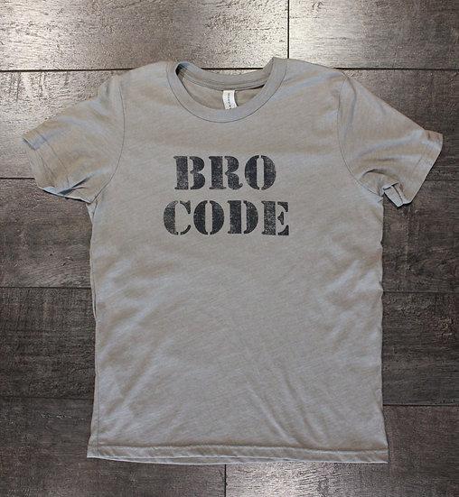 Bro Code Tee