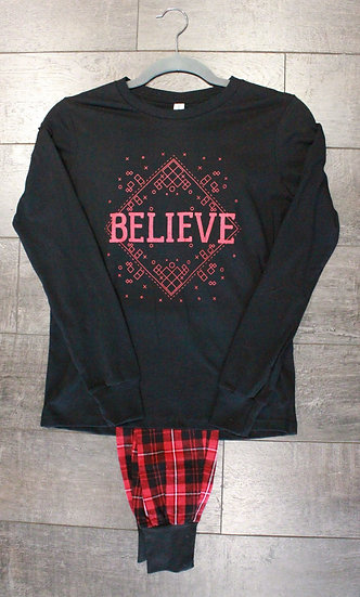 Believe PJ Set