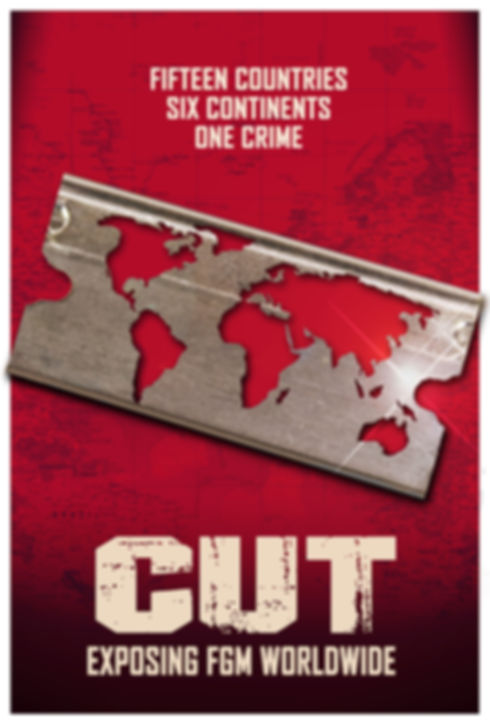 Cut: Exposing FGM Worldwide Poster