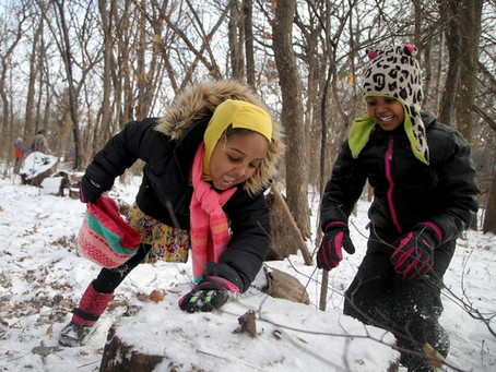 Initiative taps into ever-growing interest to connect little ones (and their parents) to nature