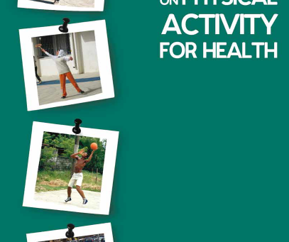 World Health Organization Recommendations for Physical Activity