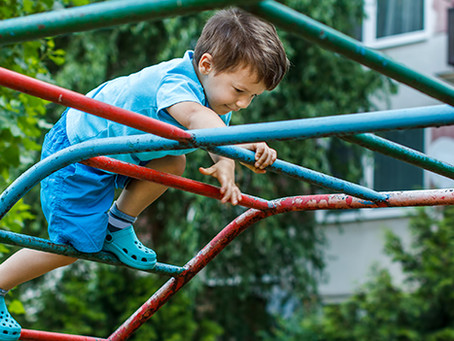 Why Letting your Kids Play Alone Outside is Good for Them