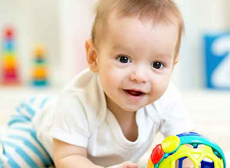 Introducing Physical Activity in Toddlers (Ages 1 to 2)