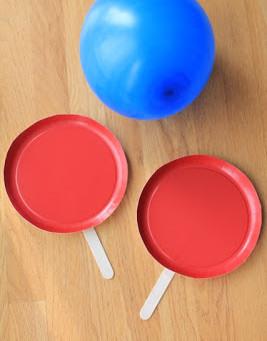 Balloon Tennis!