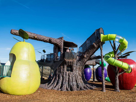 Active Learning Park Opening for 2018 Season in April!