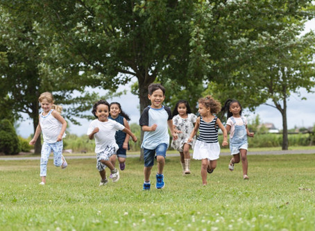 Active for Life: Early years educators toolkit