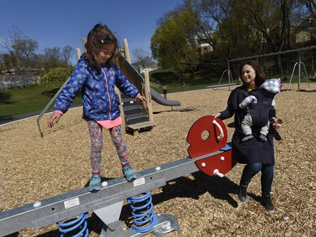 What happens when Toronto takes the 'play' out of playground