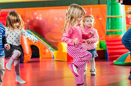 Early Childhood Centres: Making Physical Literacy the Norm