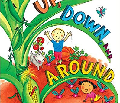 Story Books to get Children Up and Moving