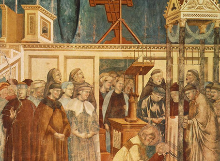 St Francis and the Origins of the Presepio