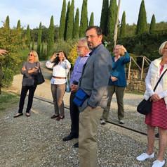 Wine tour, Radda, Chianti