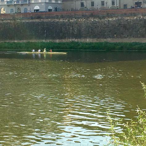 Florence, Arno