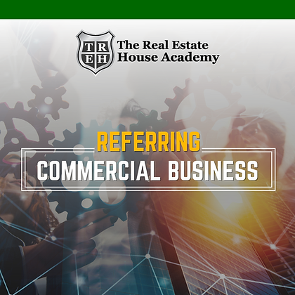 Referring Commercial Business