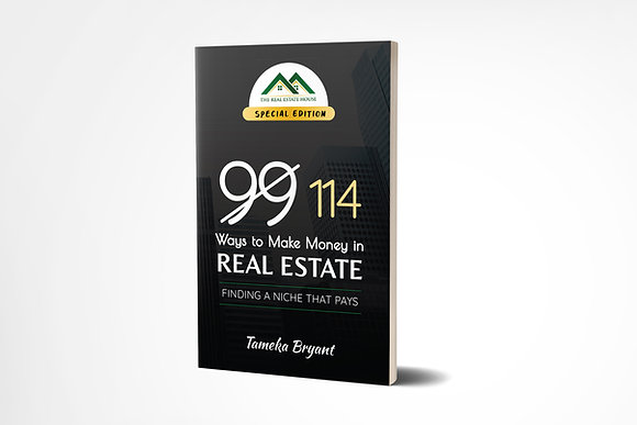 Ebook - 114 Ways to Make Money in Real Estate - Finding A Niche That Pays