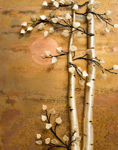 Aspen Glow - links to Nature Gallery