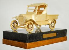 Model T Pickup - Sculpture Gallery