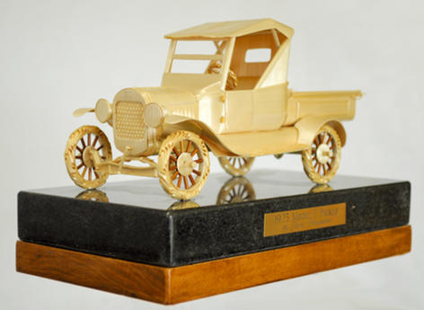 Model T Pickup - Sculpture Gallery