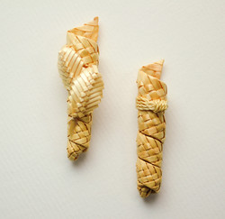 Wheat Woven Boutonnieres
