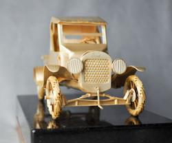 Detail of Model T