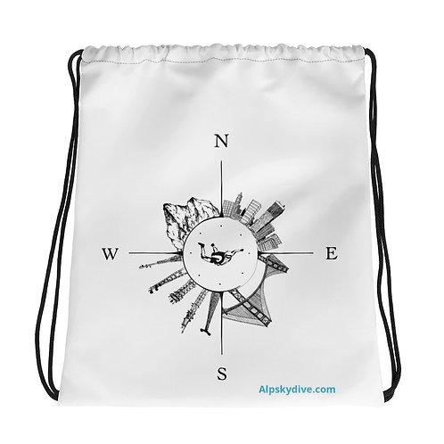 Drawstring bag Design By Kajsarts