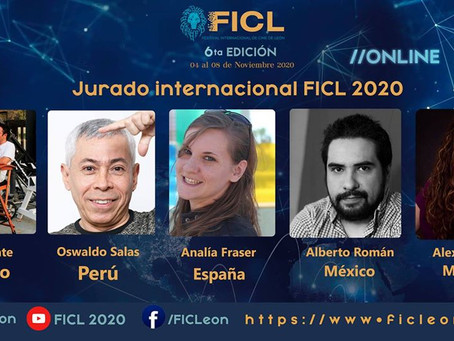FICL presenta a su Jurado Oficial 2020
