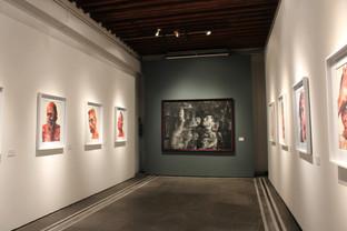Cuerpos abortados en la Galería de la SCHP