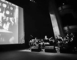 Regresa Buster Keaton de la mano de Steven Brown & Cinema  Domingo Orchestra