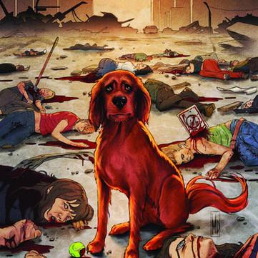 ROCKSTAR COMIC: ROVER RED CHARLIE, PERSPECTIVAS DEL FIN DEL MUNDO