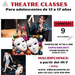 Teatro adolescentes