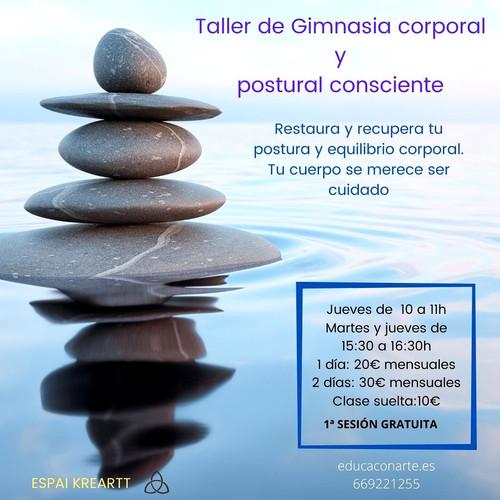 Gimnasia Corporal y Postural