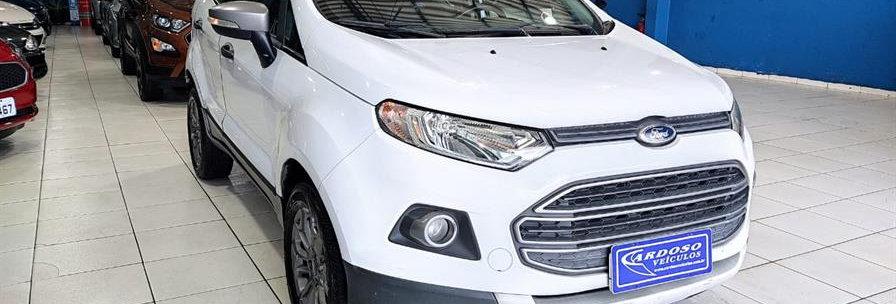 Ford Ecosport Freestyle 1.6 16V (Flex)