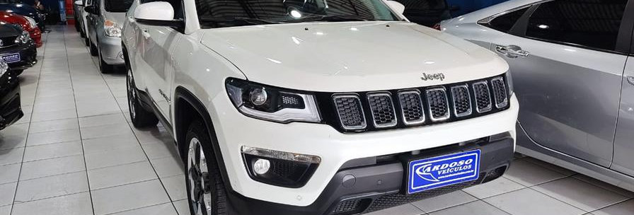 Jeep Compass 2.0 TDI Longitude 4WD (Aut)