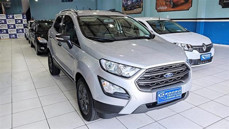 Ford EcoSport Freestyle 1.5 (Aut) (Flex)