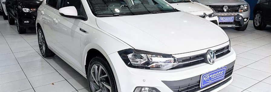 Volkswagen HIGHLINE 200 TSI 1.0 FLEX 12V AUT.