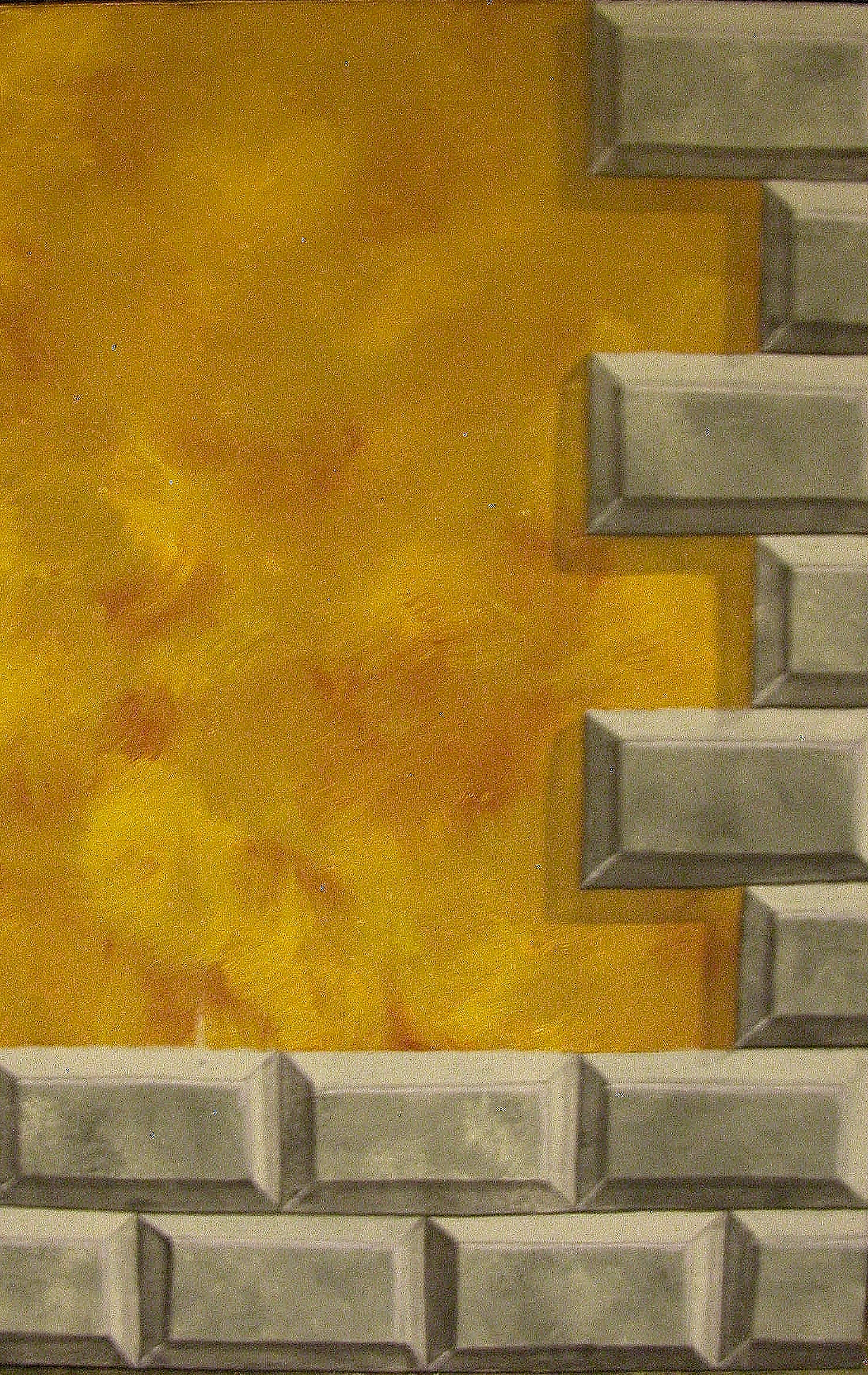 Study - stucco/plaster & cut stone